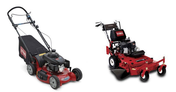Toro Snow Lawn Mower
