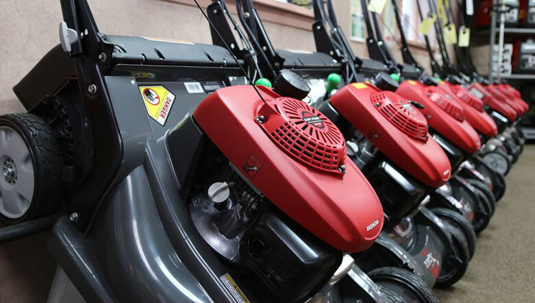 Toro Professional & Residential Lawnmowers
